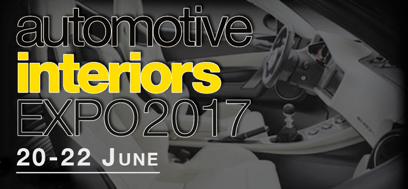 automotive interiors expo home 2017